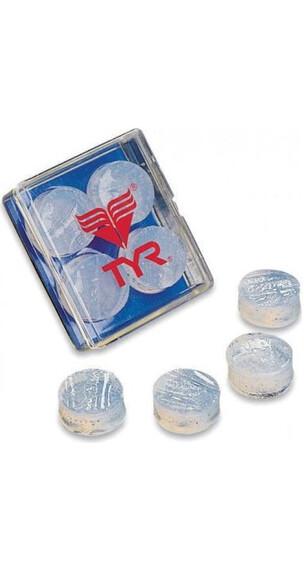 TYR Soft Silicone Transparent